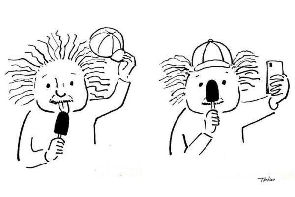 Остроумные комиксы от художника Танго Гао (новые работы)