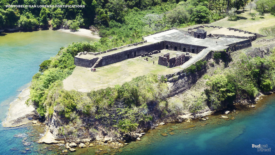 Укрепления Портобело и Сан-Лоренцо, Панама