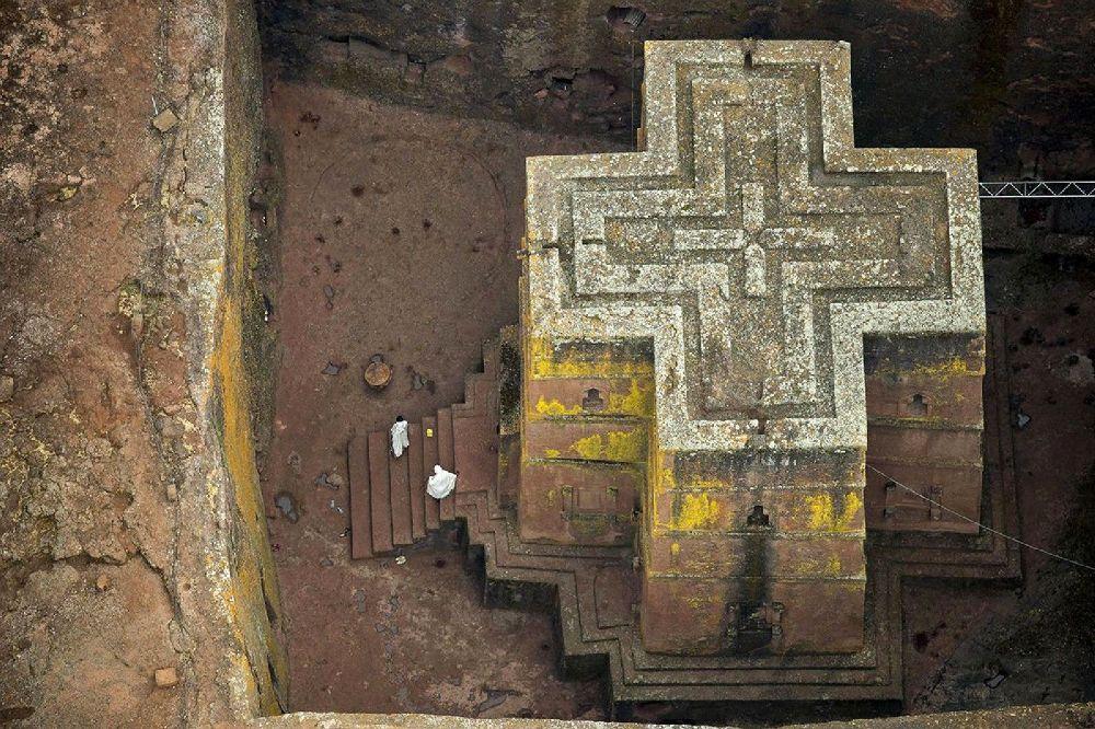 Фотографии Церкви Святого Георгия (Лалибела)
