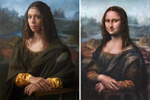 Потомки: фотограф воссоздаёт портреты знаковых исторических фигур
