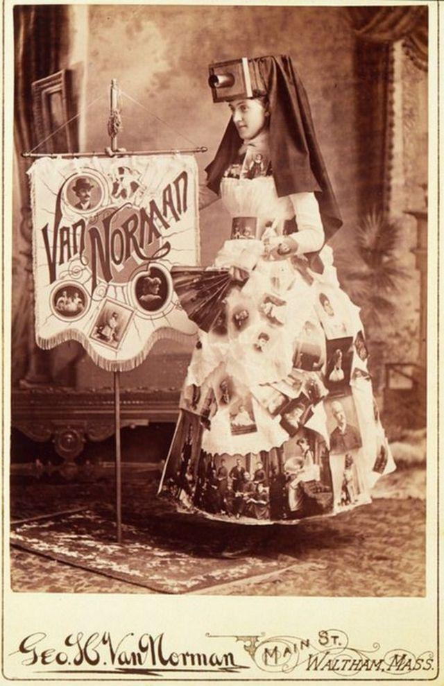 Banner ladies или женщины-баннеры-1