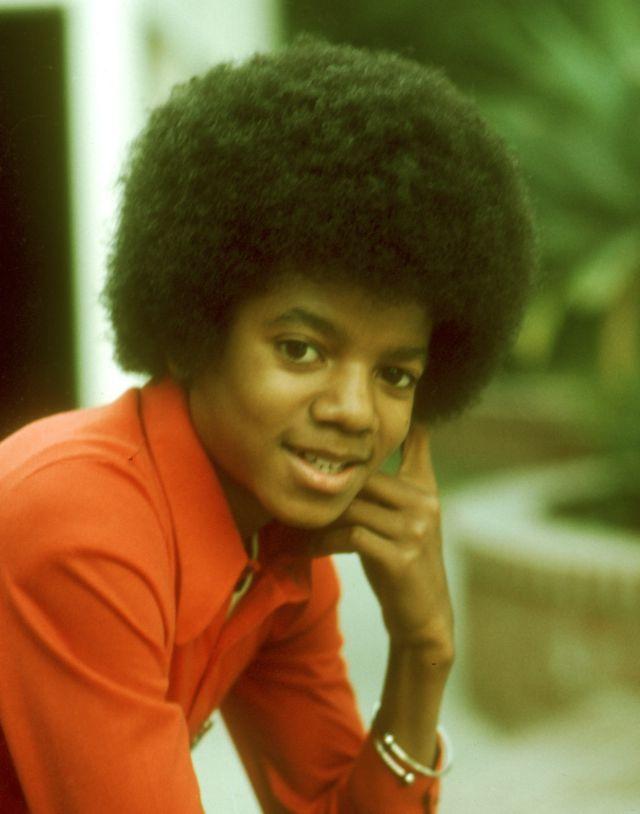 Очаровательные цветные фотографии Майкла Джексона в подростковом возрасте в 1970-х годах