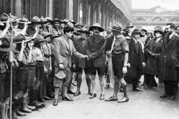 Палле Хульд — мальчик, который совершил кругосветное путешествие за 44 дня, 1928 год