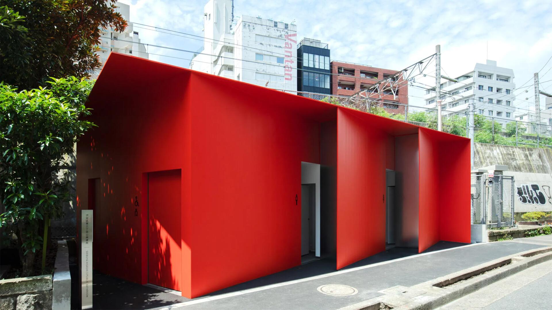 Туалеты в Токио