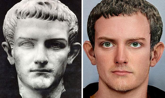 Гай Юлий Цезарь Август Германик (Калигула)