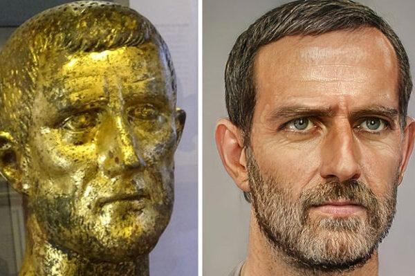 Как римские императоры выглядели в реальной жизни