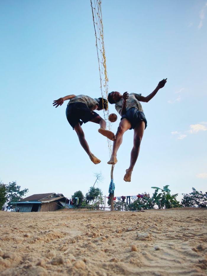 2-е место в категории «Дети». Фотограф Dan Liu