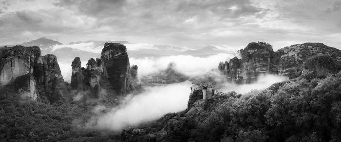3-е место в категории «Панорама». Фотограф Garrine Tsang