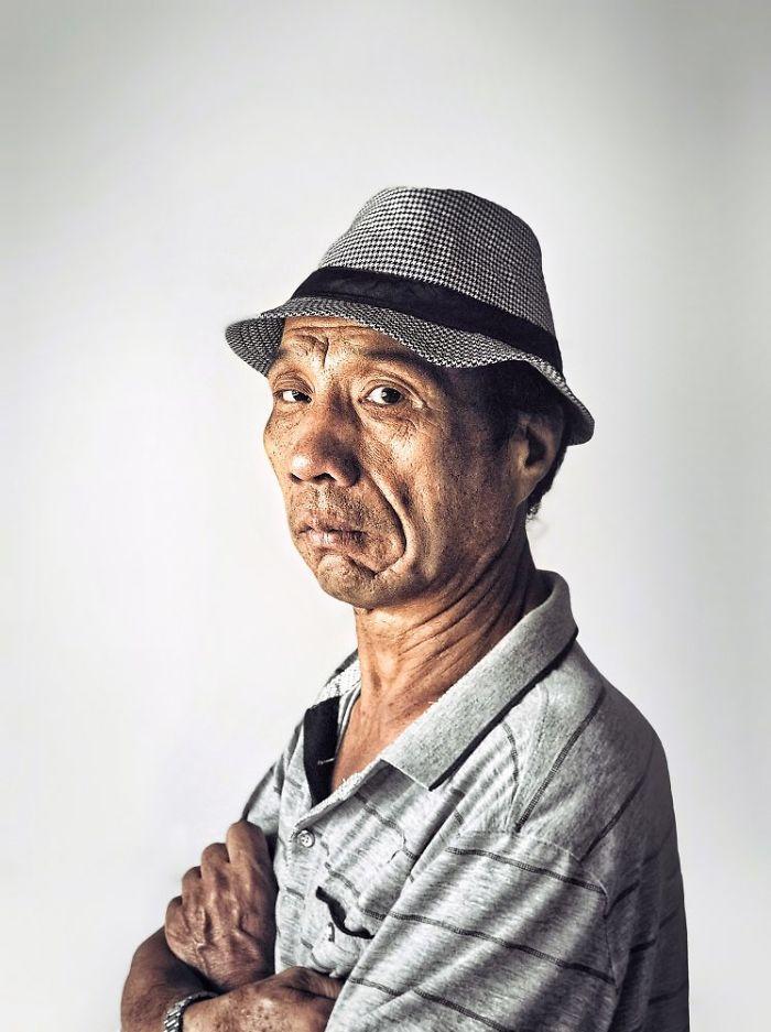 3-е место в категории «Портрет». Фотограф Leping Cheng
