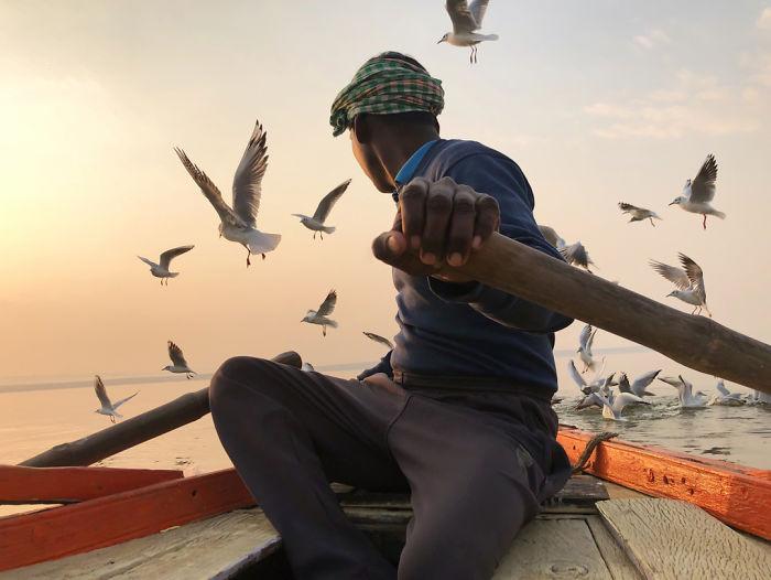 1-е место в категории «Путешествие». Фотограф Kristian Cruz