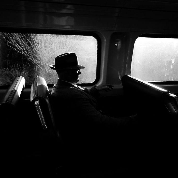 2-е место в категории «Путешествие». Фотограф Anthony Ginn