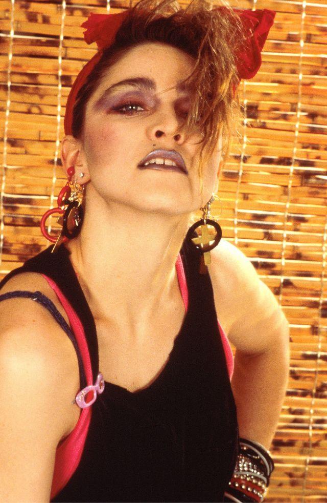 Мадонна от Майкла Путланда