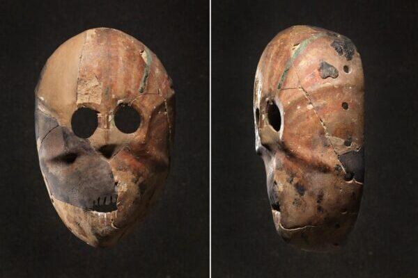 Самые старые маски в мире, которым уже около 9000 лет