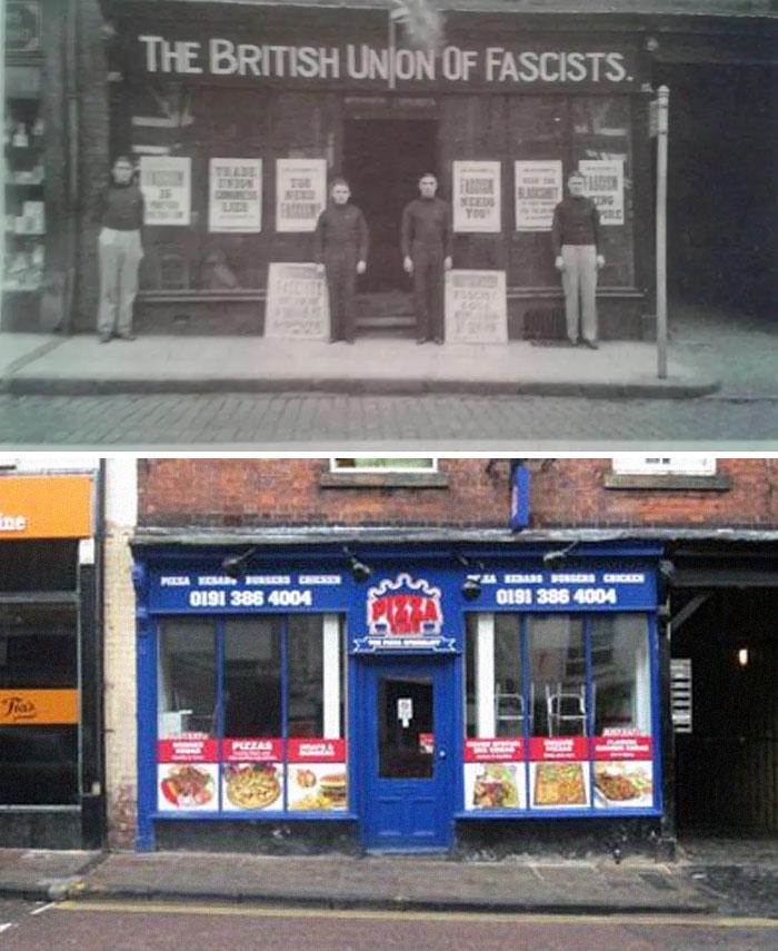 Дарем, Англия, 1934 и 2020 года