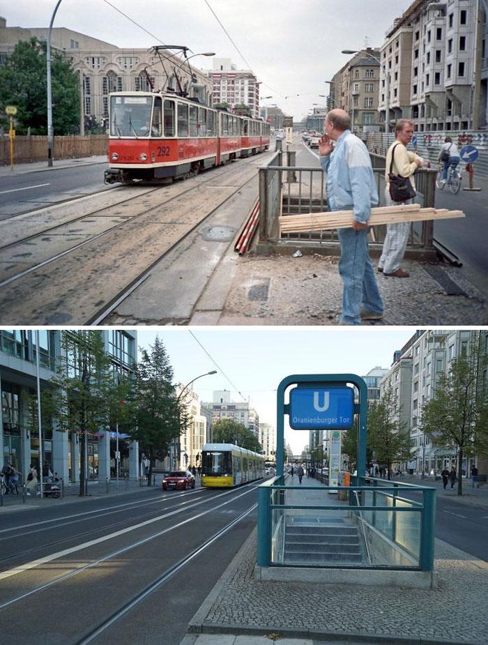 Как изменились трамваи, 1990 и 2018 года