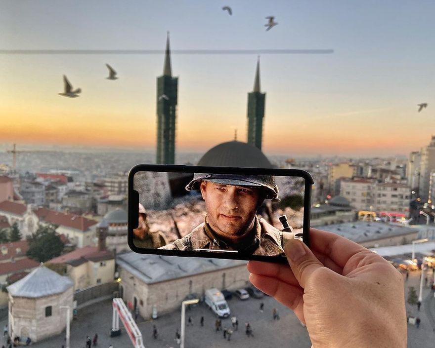 Смешение вымысла и реальности в фотографиях Яхава Драйзина
