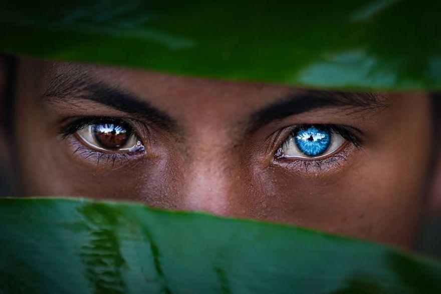 Племя с необычной генетической особенностью
