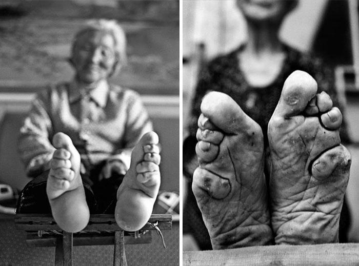Что делали женщины в прошлом ради красоты