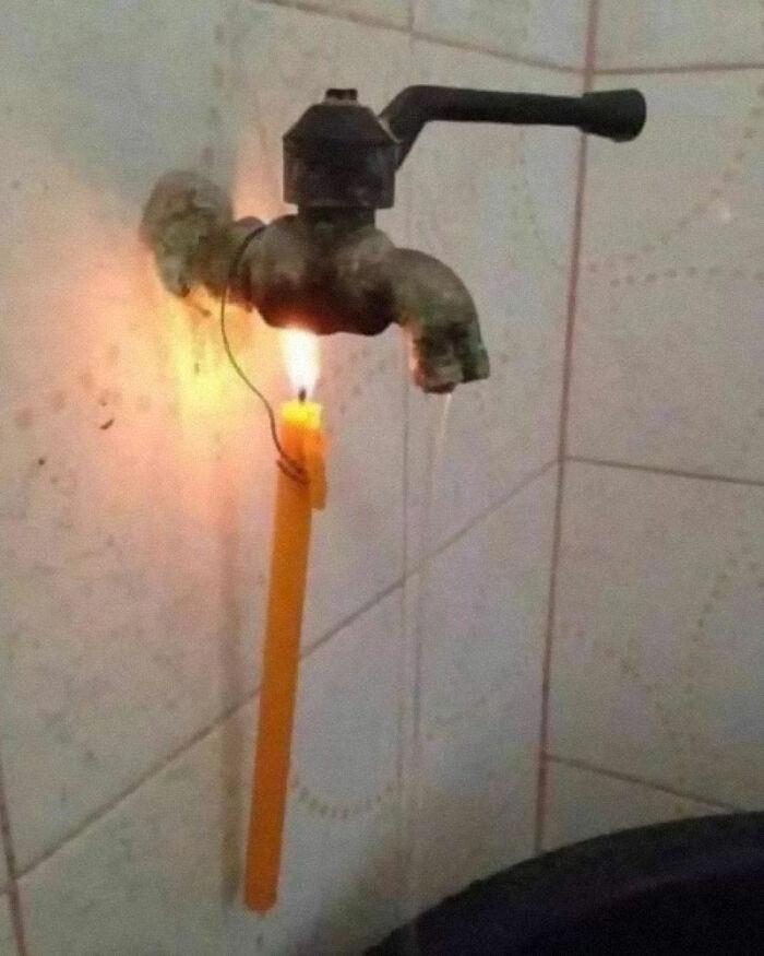 Нагреватель воды в кране во Вьетнаме