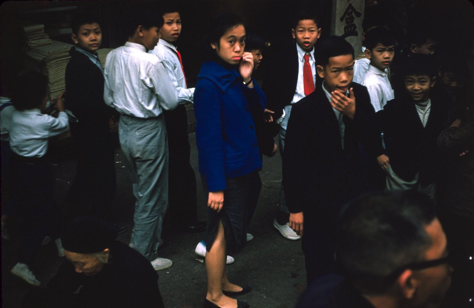 Гонконг в 1950-х