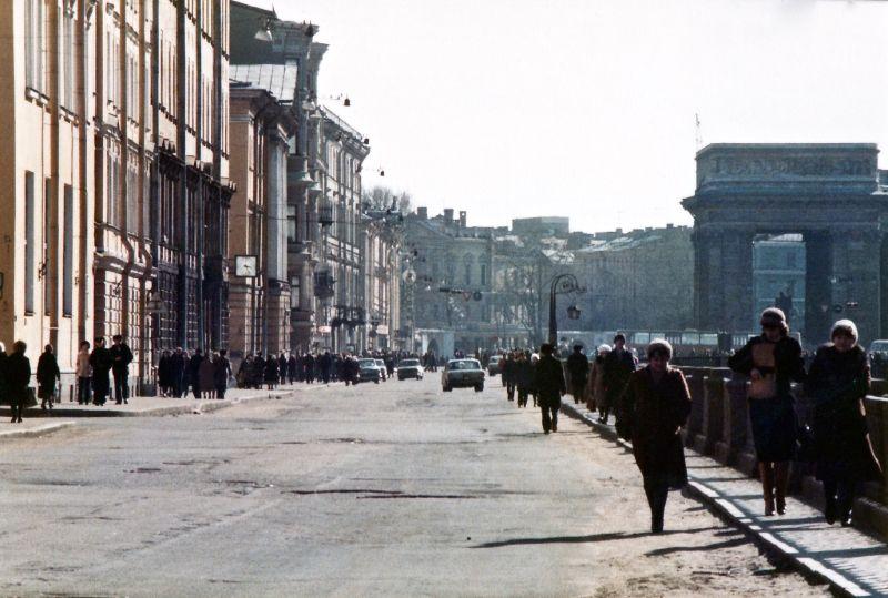 Ленинград, Канал Грибоедова