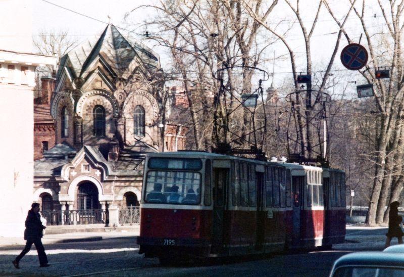 Ленинград, Конюшенная площадь