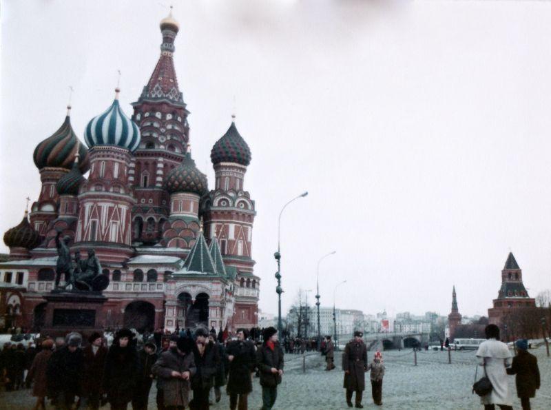 Москва, храм Василия Блаженного