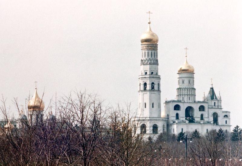 Москва, колокольня Ивана Великого