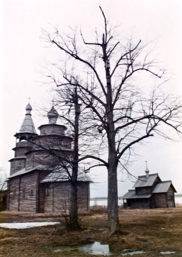 Великий Новгород, музей-заповедник Витославлицы
