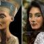 Как бы выглядели Нефертити, Клеопатра и другие исторические персонажи, если бы жили сегодня