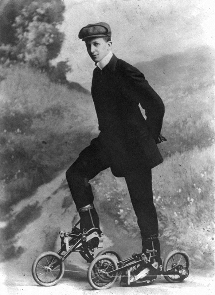 Велосипеды для ног