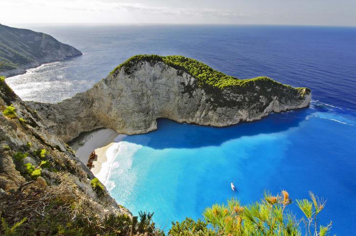 Пляж Навайо, Закинф, Греция