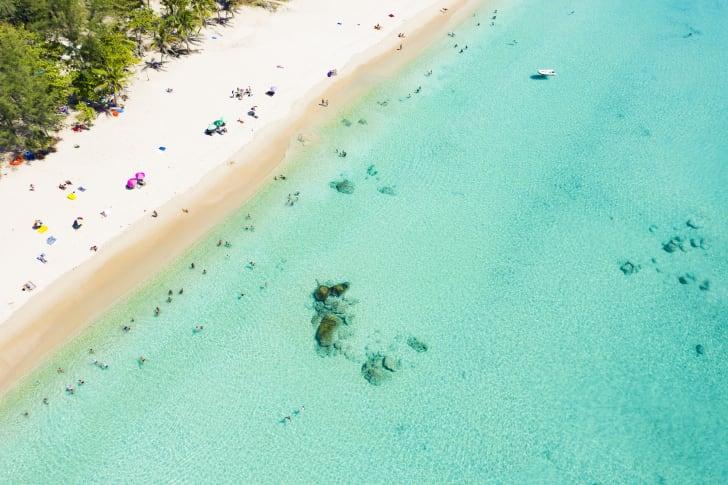 Пляж Сурин, Пукет, Таиланд