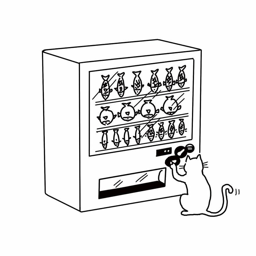 Комиксы от художника Танго Гао