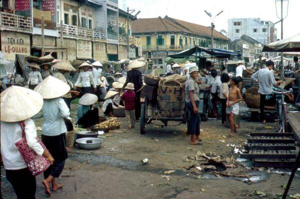 Увлекательные фотографии повседневной жизни Вьетнама в конце 1960-х годов