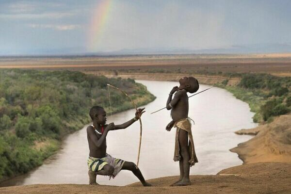Как выглядит детство в разных уголках мира