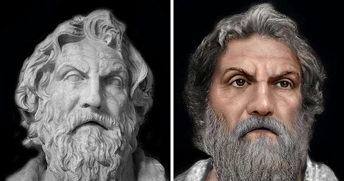 Древнегреческий философ Антисфен