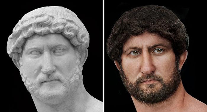 Римский император Адриан