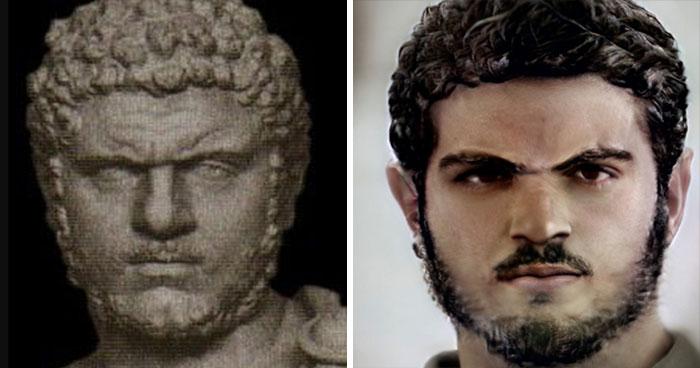 Римский император Каракалла