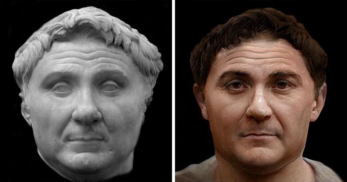 Древнеримский государственный деятель и полководец Гней Помпей Великий