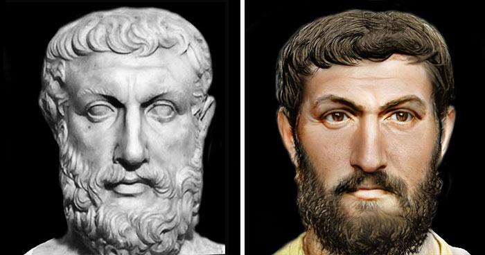 Древнегреческий философ Парменид