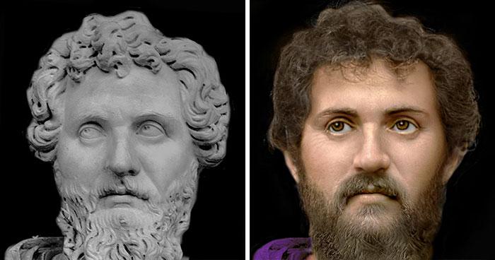 Римский император Септимий Север