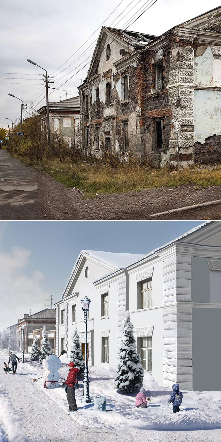 Воркута, Россия