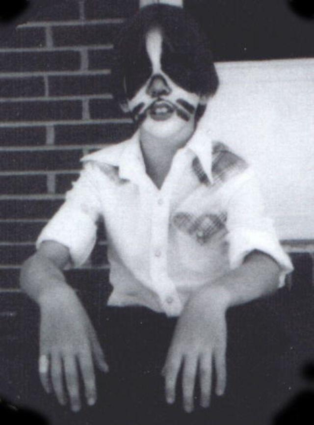 Удивительные снимки Мэрилина Мэнсона в подростковом возрасте
