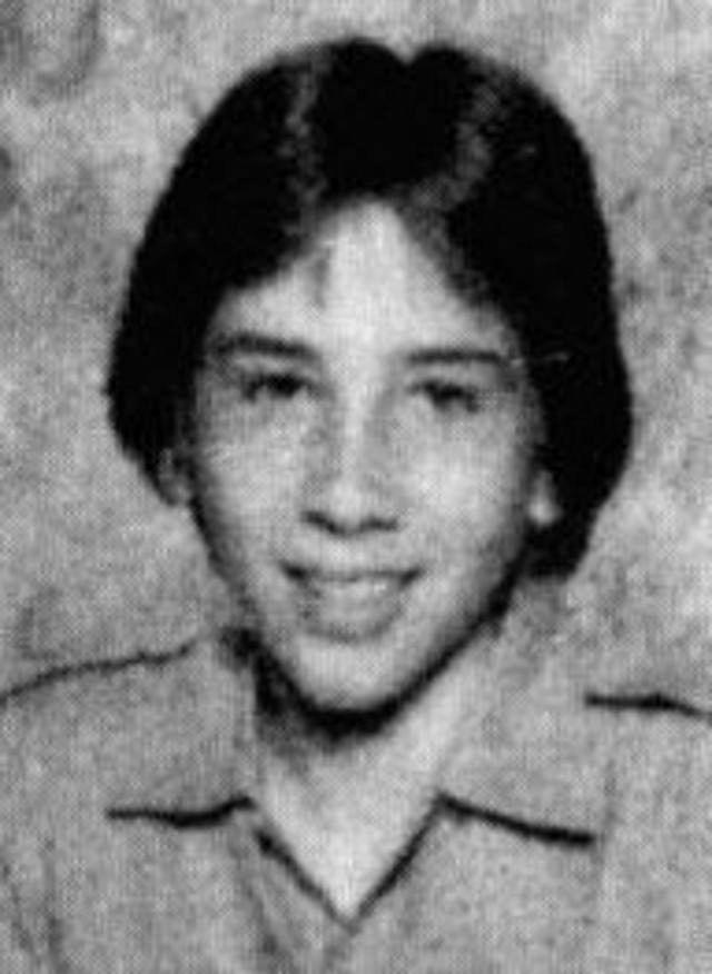 Мэрилин Мэнсон в подростковом возрасте