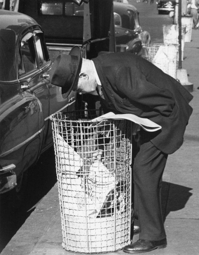 Нью-Йорк 1950-х годов