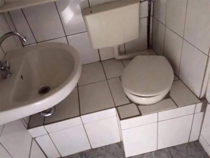Пример плохого дизайна интерьера