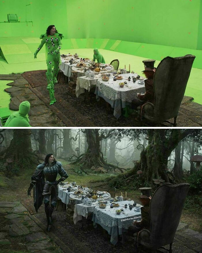 «Алиса в Стране чудес» (2010 г.)