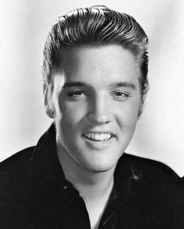 Элвис Пресли в 1950-х