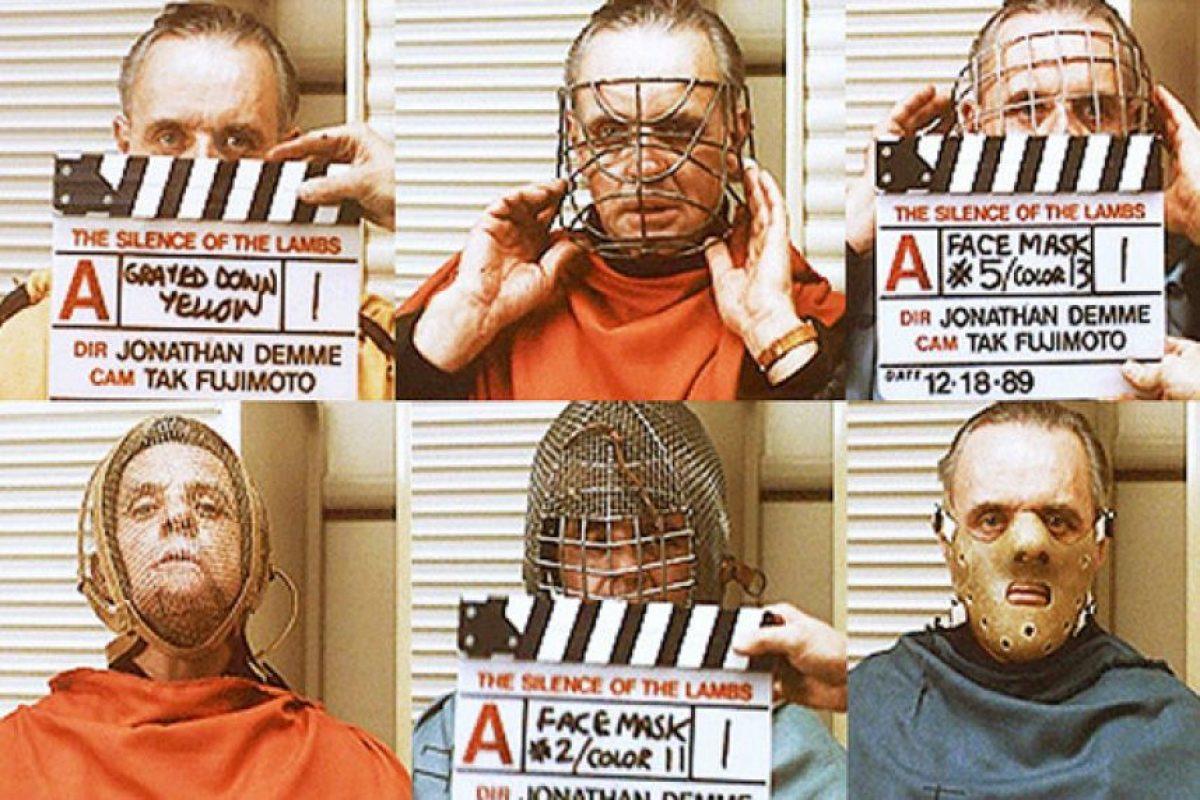 Как Энтони Хопкинс тестировал разные маски для Ганнибала Лектера в «Молчании ягнят»